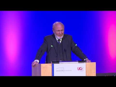 Auftakt 18/19 – Festrede von Prof. Dr. Hans-Werner Sinn
