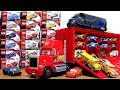 Disney Pixar Cars3 Toy Movie Big Mack Truck Gale Beaufort Battle Crash Cars Tomica for kids