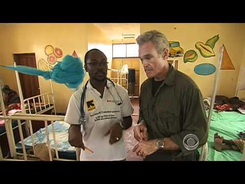 Hospital saves Somali refugees from starvation
