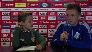 KIDSREPORTER BO INTERVIEWT SVEN BLUMMEL