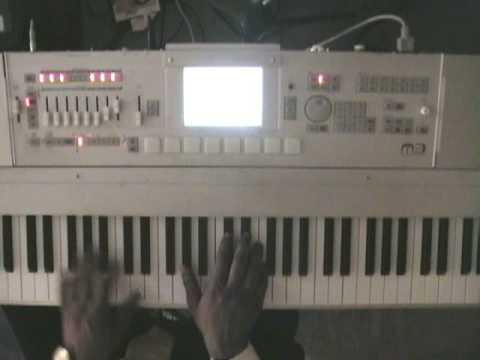 Piano tutorial of kirk franklin's