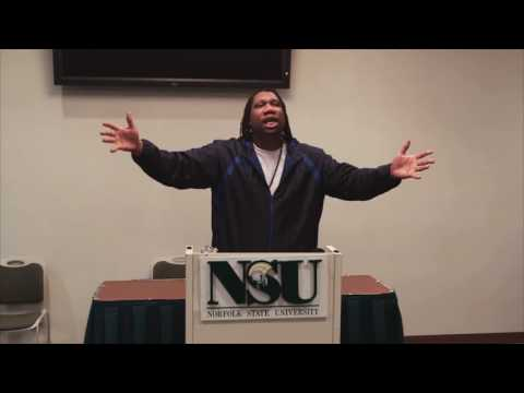 KRS One Full Interview