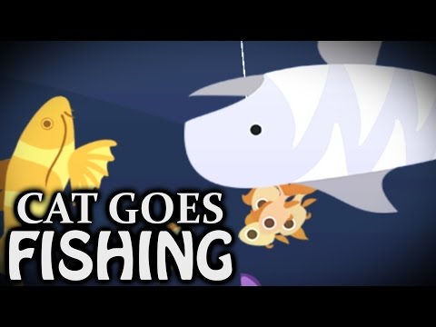 WHAT IS THAT - Cat Goes Fishing