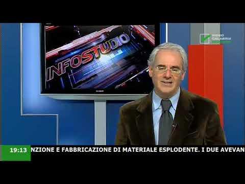 Infostudio il telegiornale della Calabria notizie e approfondimenti - 05 Febbraio 2021 ore 19.15