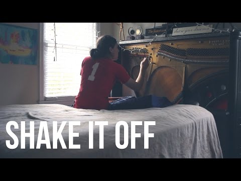 Zeke Duhon // Shake it Off // Piano Bed Cover