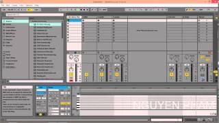 Hướng dẫn sử dụng Ableton Live 9 Tiếng Việt