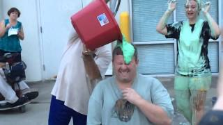 Mr. Hayden gets slimed!!