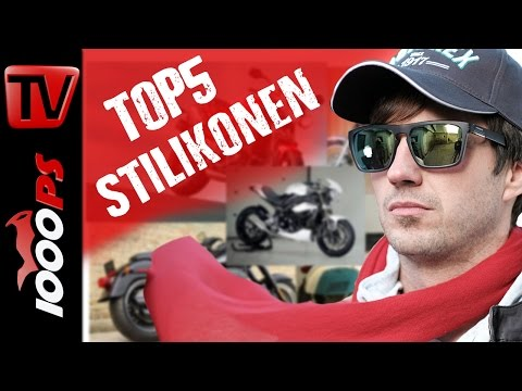 Top 5 - Leistbare Motorrad Stilikonen - Schöne Bikes unter 6.666 Euro