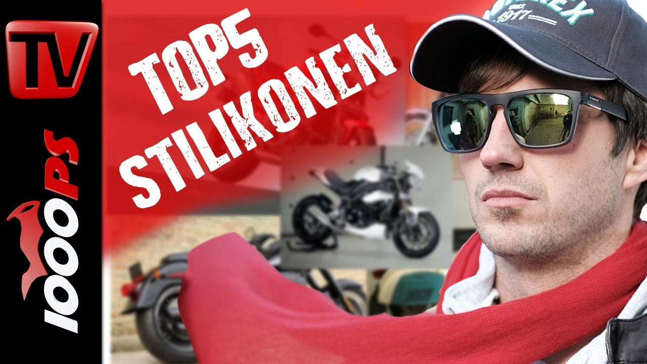 video top 5 leistbare motorrad stilikonen sch ne. Black Bedroom Furniture Sets. Home Design Ideas