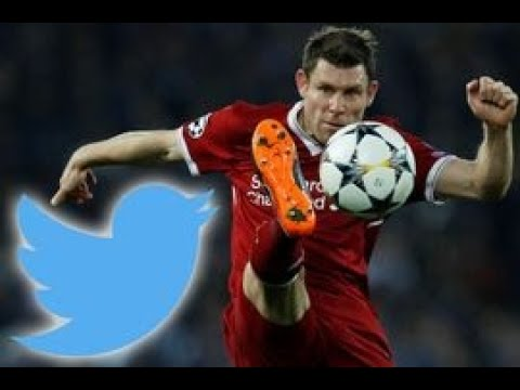 Liverpool star James Milner joins Twitter - and his first tweet is brilliantly ironic - 247 News