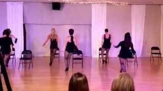 Hey Big Spender! 12/6/14 Dance Boulevard Showcase: choreography by Shanna Porcari
