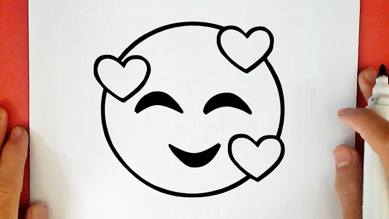 Comment Dessiner Un Emoji Caca Youtube