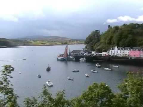 Portree - Skye (Wyspa Skye) - Szkocja