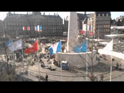 Live At The Dam Square
