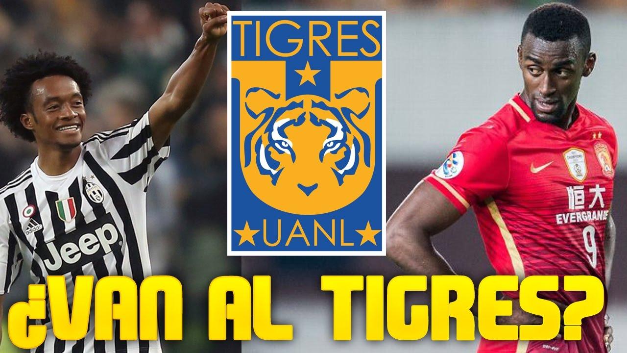 Jackson Mart Nez Y Juan Cuadrado Al Tigres Rumores De