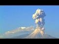 El volcán Colima de México volvió a tener una fuerte erupción