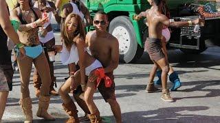 Trinidad and Tobago Carnival 2013