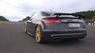 Audi TT-RS Coupe HGR Stage III Clubsport - Revs, Accelerations, Dragracing