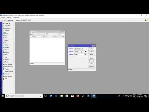 How to setup wAP RBwAP2nD