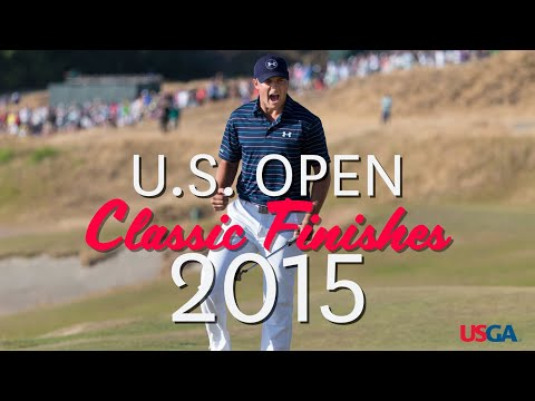U.S. Open Classic Finishes: 2015
