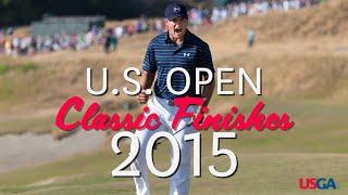 U.S. Open Classic Finishes: 2015