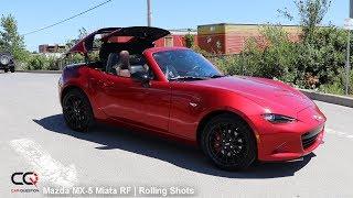 2017 Mazda MX-5 Miata RF Review | Rolling Shots | Part 7/7