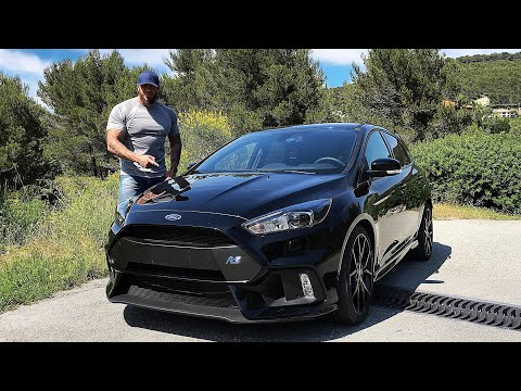 FORD FOCUS RS !! 350 CHEVAUX !! UNE BOMBE !!