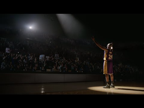 Kobe's retirement commercial: The Conductor