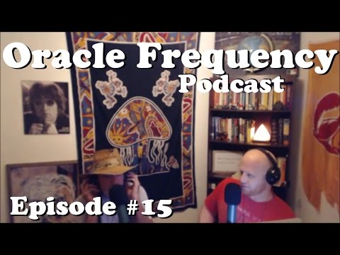 """Larry """"Big"""" Prine discusses Neurolinguistics - The Oracle Frequency Podcast #15"""