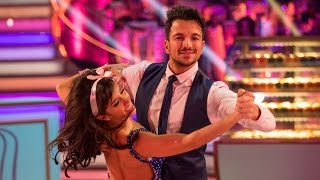 Peter Andre and Janette Manrara American Smooth to