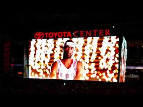 Houston Rockets 2015-16 Arena Intro