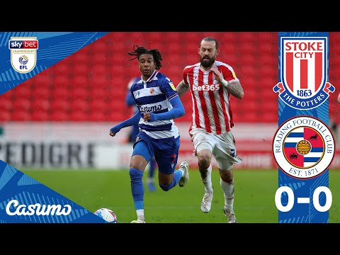 Stoke Reading Goals And Highlights