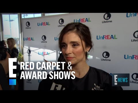Shiri Appleby Talks Roswell Reunion With Jason Behr | E! Live from the Red Carpet