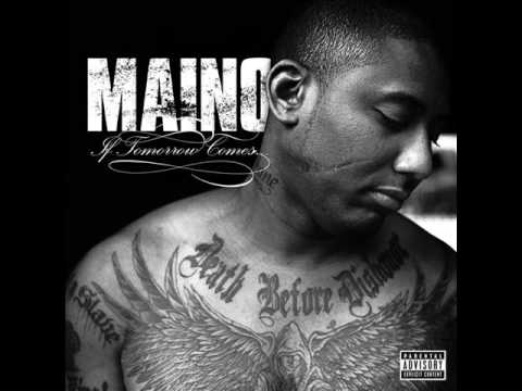 Maino -  All The Above Instrumental  (REAL)