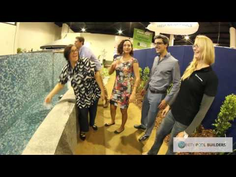 Infinity Pool Builders Brisbane Expo