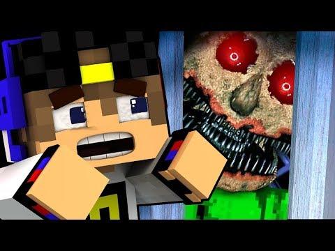 НЕ Играйте с БАЛДИ В Майнкрафт ПЕ в 3:00 ЧАСА НОЧИ! Выживание и Ужасы Видео Minecraft Pocket Edition