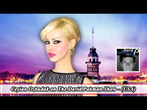 Ceylan Ozbudak on David Pakman Show