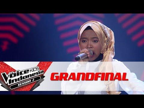 "Sharla ""Nirmala"" | Grand Final | The Voice Kids Indonesia Season 2 GTV"