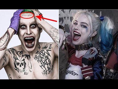 El Joker Seduce a Harley Quinn | El origen de su historia - Suicide Squad.