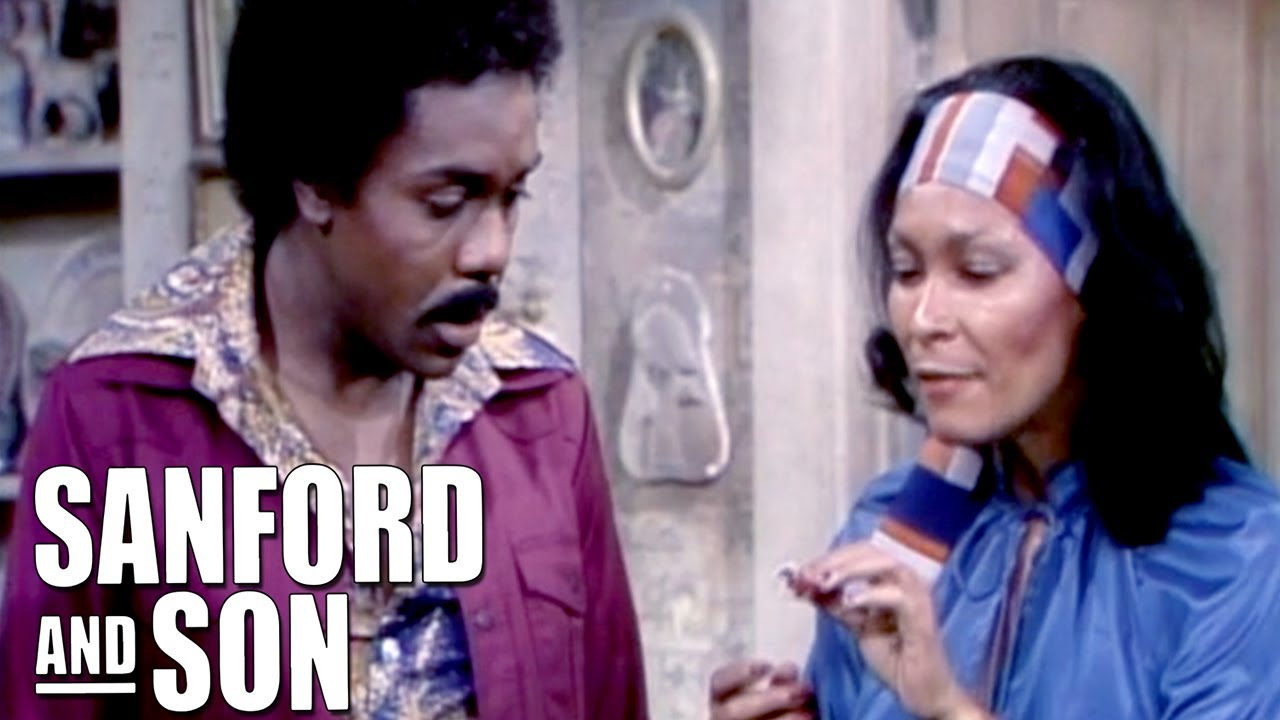 Lamont and Janet Are Getting Married! | Sanford and Son
