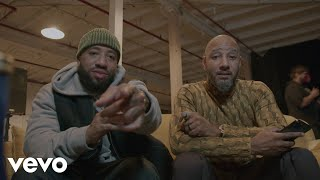 Godfather of Harlem - Behind the Scenes of Please Forgive Me ft. Swizz Beatz, Larry June