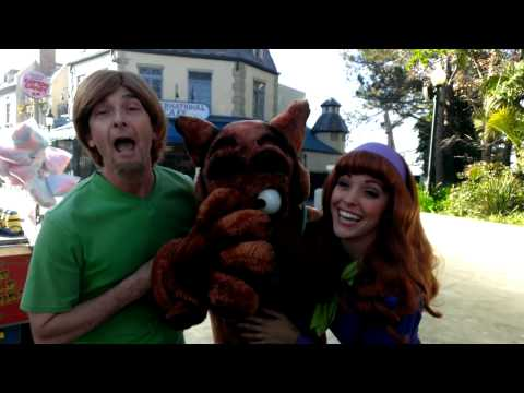 Milpitas Christian School 40th Anniversary Greeting from Scooby Doo