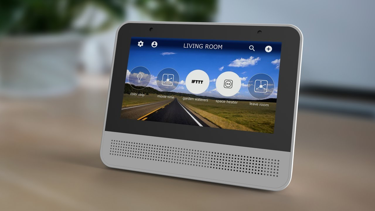 Lynky Is No Echo Show But It Does Have A Screen And Google