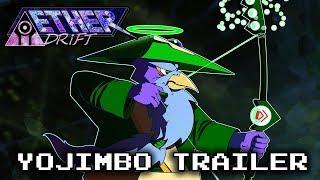 Yojimbo - Mystical Bird Man | Aether Drift Character Teaser