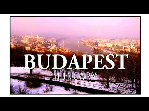 BUDAPEST Vlog   2 days with -15 Celcius