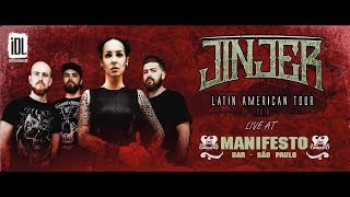 Jinjer -  Teacher Teacher (Ao Vivo Manifesto/Sp - 08/12/18)