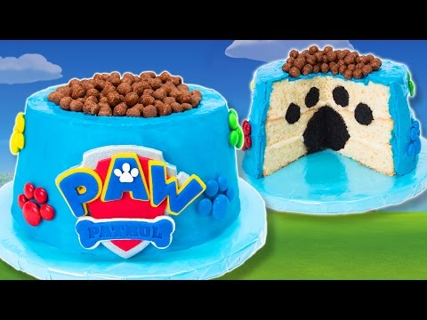 how-to-make-a-paw-patrol-cake-from-cookies-cupcakes-and-cardio