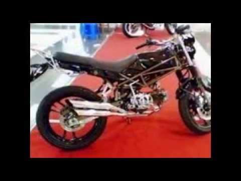 Video Modifikasi Motor Honda Win 100 Terbaru By Otomotif