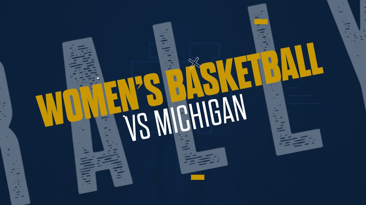 NDWBB | Highlights vs Michigan