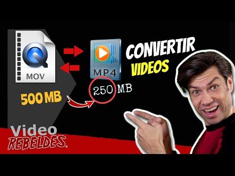 ✅ Programa Para CONVERTIR VIDEOS A Varios FORMATOS/(AHORRA ESPACIO)-Uniconverter.
